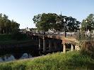 Петровский мост на фото Шлиссельбурга