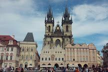 Kostel Panny Marie Pred Tynem, Prague, Czech Republic