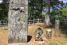 Saigyo Modoshi no Matsu Park, Matsushima-machi, Japan