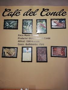 Del Conde Coffe 8