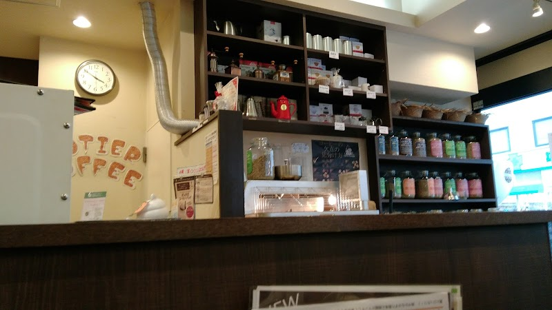 ポティエコーヒー 新横浜店