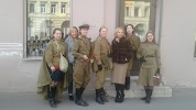 СТН на канале Грибоедова, Мучной переулок на фото Санкт-Петербурга