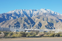 Palm Springs Wind farm, Palm Springs, United States
