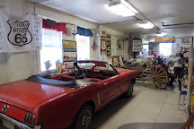 Route 66 Mother Road Museum, Barstow, United States