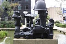 Sculpture Les Lieux du Corps, Courbevoie, France