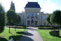 Nova Kolonada S Plynovymi Laznemi, Frantiskovy Lazne, Czech Republic