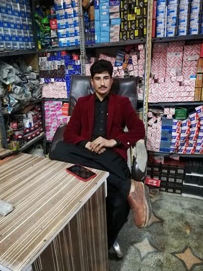 پارچه فروشی حاجی جمعه خان