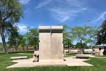 Berlin Wall Exhibit, Rapid City, United States