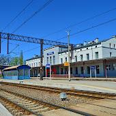 Железнодорожная станция  Elblag
