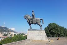 Monument of King Vakhtang Gorgasali, Tbilisi, Georgia