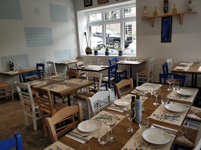 Le Mezzé Taverna Grecque