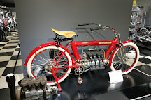 Dreamcycle Motorcycle Museum, Sorrento, Canada
