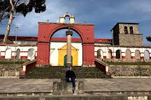 Catedral de Chucuito, Puno, Peru