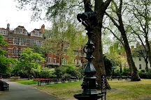 Mount Street Gardens, London, United Kingdom