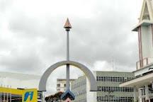 Monumento ao Indio, Vitoria da Conquista, Brazil