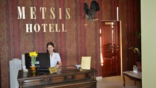 Metsis hotell
