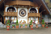 House of Black Forest Clocks, Hornberg, Germany