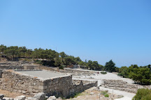 Ancient Kamiros, Rhodes, Greece