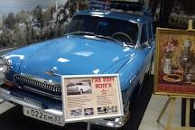 Museum of Soviet Car Industry, Ivanovo, Russia