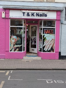 TK Nails oxford