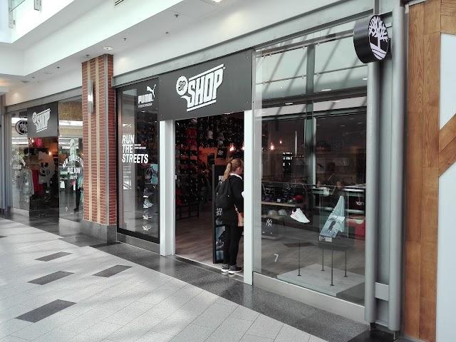 BP Shop West End