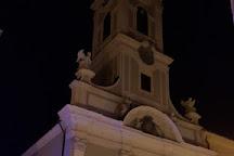 Római Katolikus Templom - Belvárosi Szent Mihály Templom, Budapest, Hungary