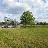 Станция  Muenchen Flughafen Besucherpark