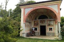 Brughiera sanctuary, Trivero, Italy
