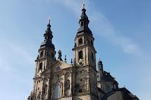 Fulda Cathedral, Fulda, Germany