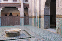 Bou Inania Medersa, Meknes, Morocco