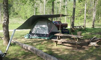 Camping In Tennessee Map.Happy Camper Campground Map Tennessee Mapcarta