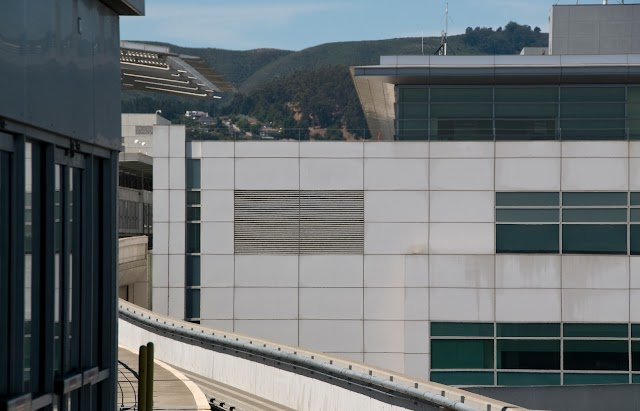 SFO Rental Car Center Airtrain Station