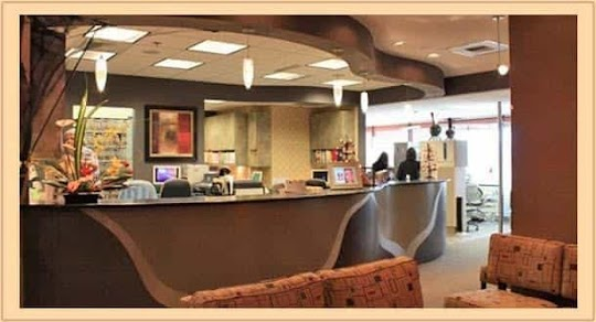 Huffman Family Dentistry Front Desk GMB Post Picture