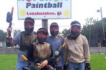 Hot Shots Paintball, Loxahatchee, United States