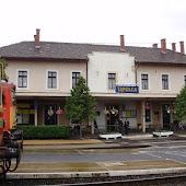 Станция  Tapolca
