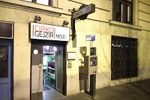 Cirko-Gejzir mozi, Budapest, Hungary
