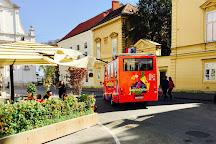 Hop-On Hop-Off Zagreb City Tour, Zagreb, Croatia