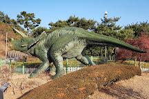 Goseong Dinosaur Museum, Goseong-gun, South Korea