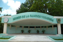 El Museo de la Cancion Yucateca, Merida, Mexico