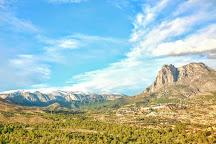 Puig Campana, Finestrat, Spain