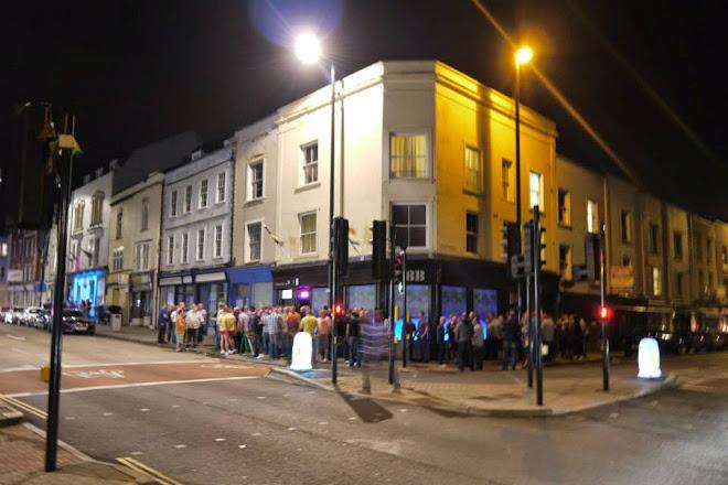 BBB - Bristol Bear Bar, Bristol, United Kingdom