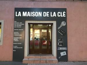 MAISON DE LA CLE