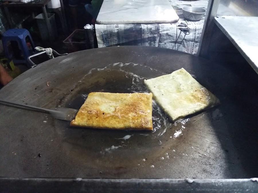 Martabak Telur and Terang Bulan Rahayu