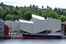 DuVerden Maritime Museum + Science Centre, Porsgrunn, Norway