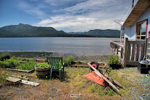 Namgis Original Burial Grounds, Alert Bay, Canada