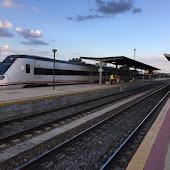 Железнодорожная станция  Merida