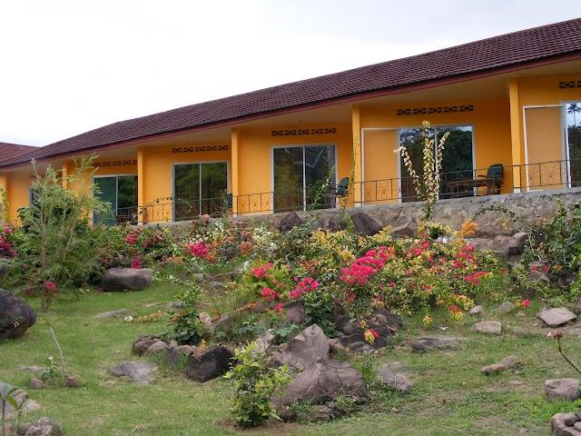 Chutes de Zongo, Seli Safari Resort