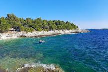 Njive Beach, Premantura, Croatia