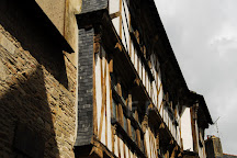 Maison des Archers, Quimperle, France