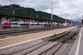 Железнодорожная станция  Innsbruck Westbahnhof